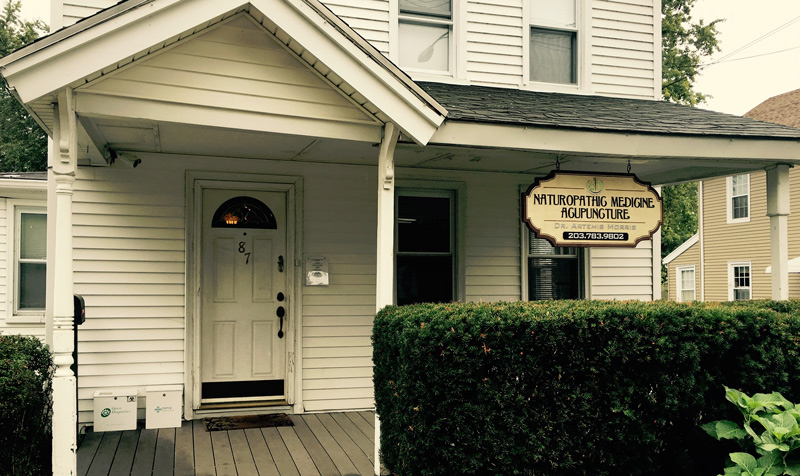 Milford, CT Naturopath office